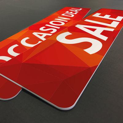 Showroom verkoop platen